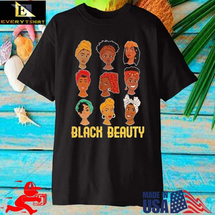 Black Beauty African Melanin Women Shirt