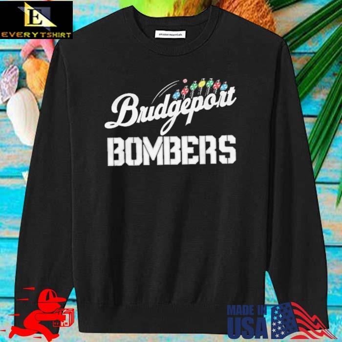 Bridgeport bombers sweater den