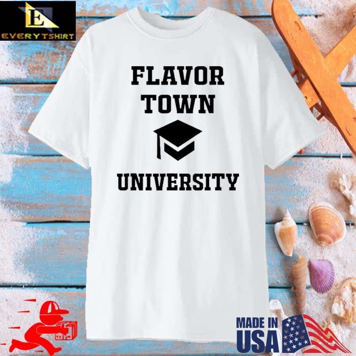 Flavortown University Solar Opposites Meme Gag Shirt