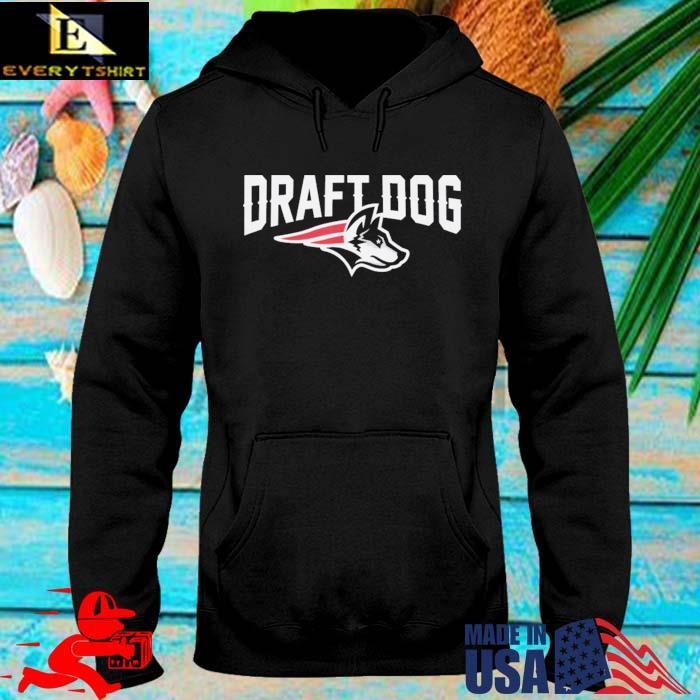 Draft Dog New England Football Shirt hoodie den