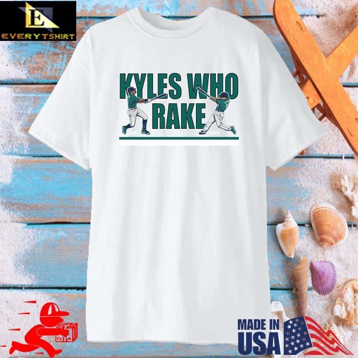 Lewis And Seager Kyles Who Rake Shirt
