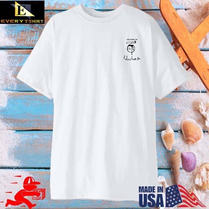 Awesome kruschikI supply company store maadI factory 54 shirt