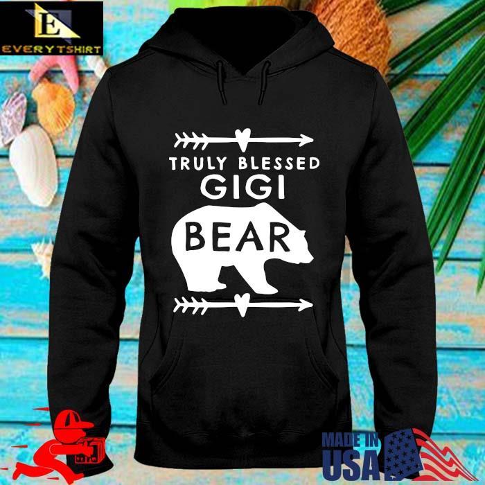 Bear truly blessed gigi s hoodie den