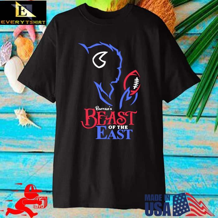 Buffalo's beast of the east shirt