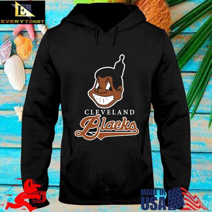 Cleveland Indians Blacks Shirt hoodie den