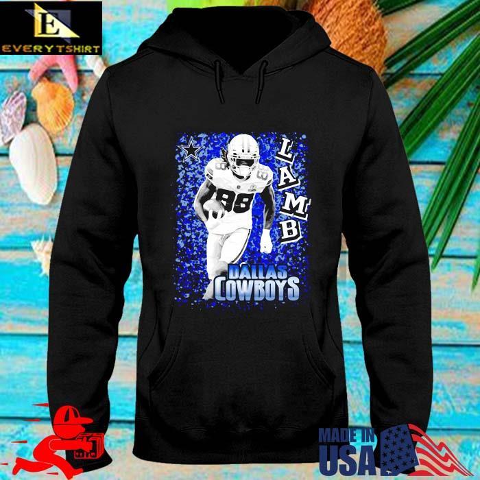 Dallas Cowboys Ceedee Lamb U Da Man Shirt hoodie den