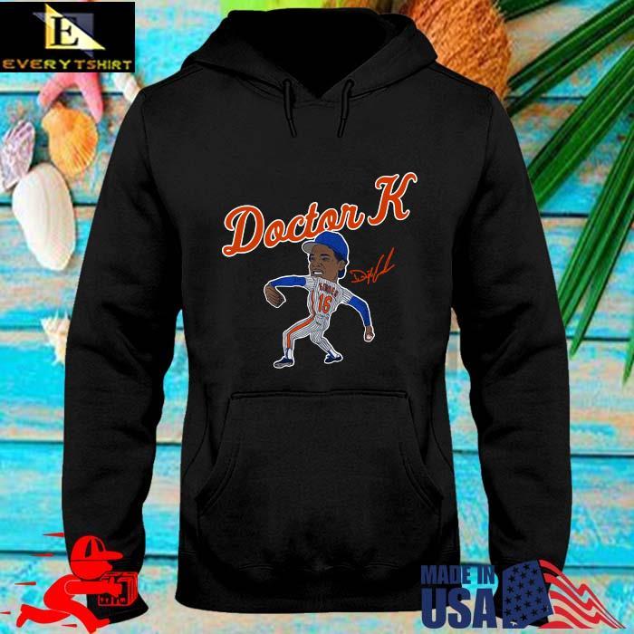 Dwight Gooden Dr. K New York Mets Shirt hoodie den