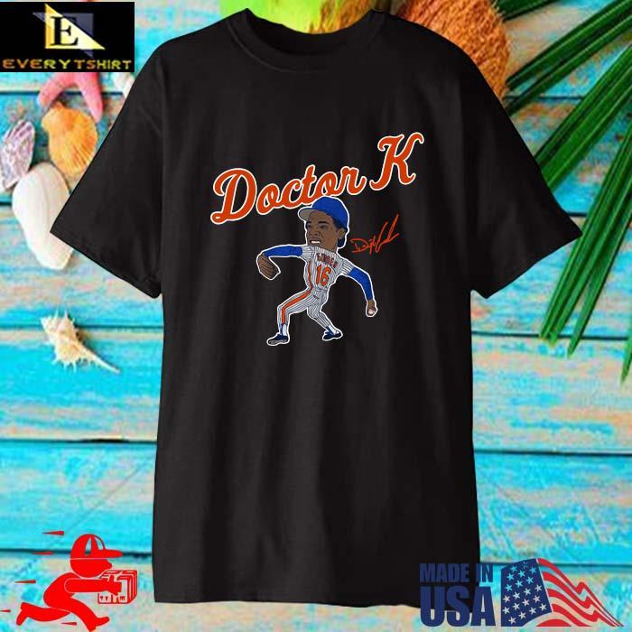 Dwight Gooden Dr. K New York Mets Shirt