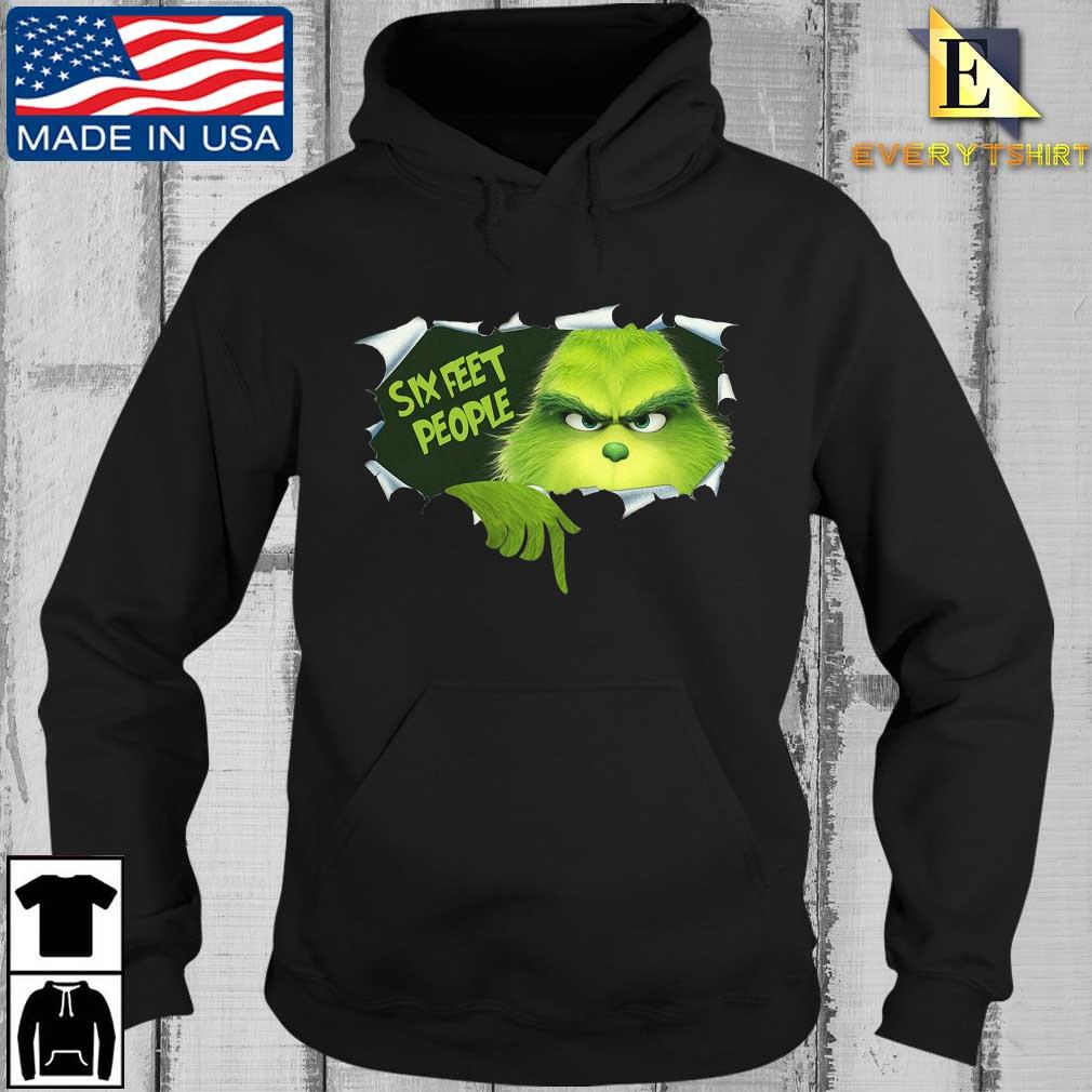 Blood inside Me The Grinch Six Feet People Shirt Every Hoodie den