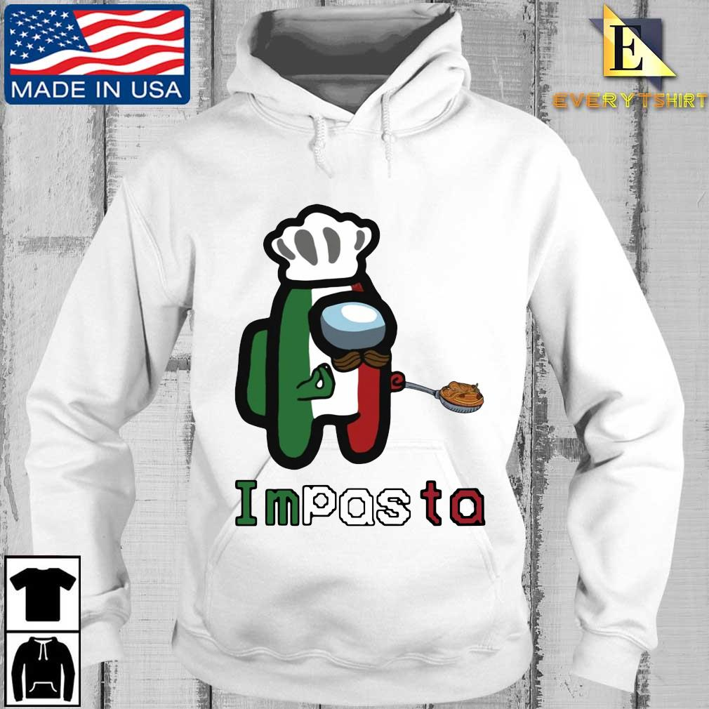Chef Impasta Impostor Among Us Sweater Every hoodie trang