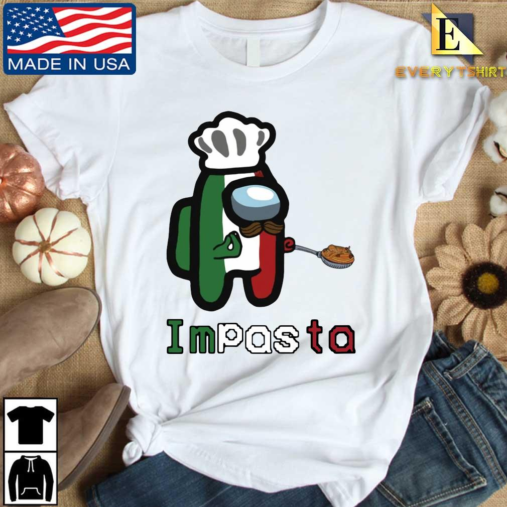 Chef Impasta Impostor Among Us Sweater Every shirt trang dai dien