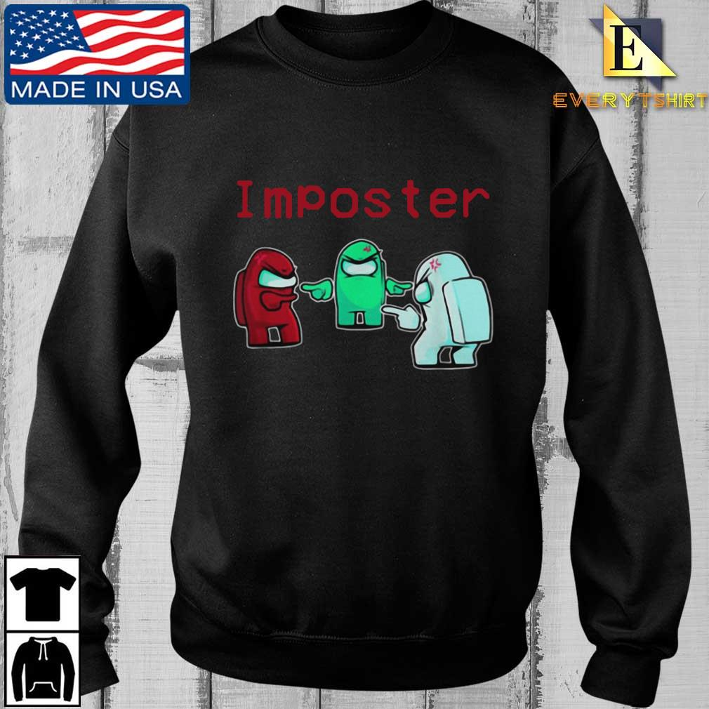 Imposter Among Game Us Sus Shirt