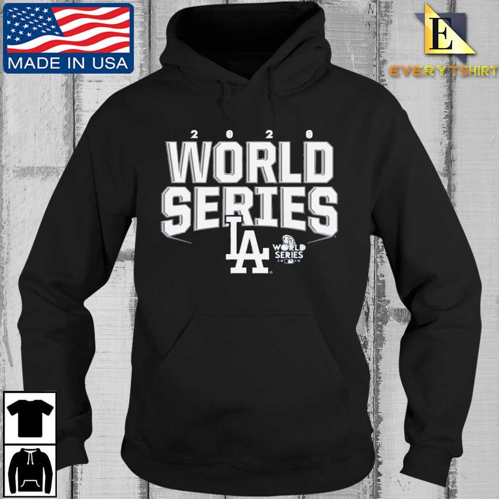 Los Angeles Dodgers 2020 World Series Champions Shirt Every Hoodie den