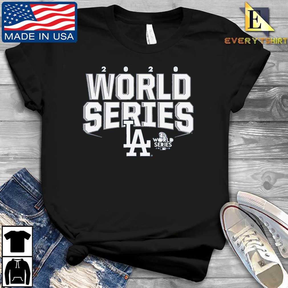 Los Angeles Dodgers 2020 World Series Champions Shirt Every shirt den dai dien