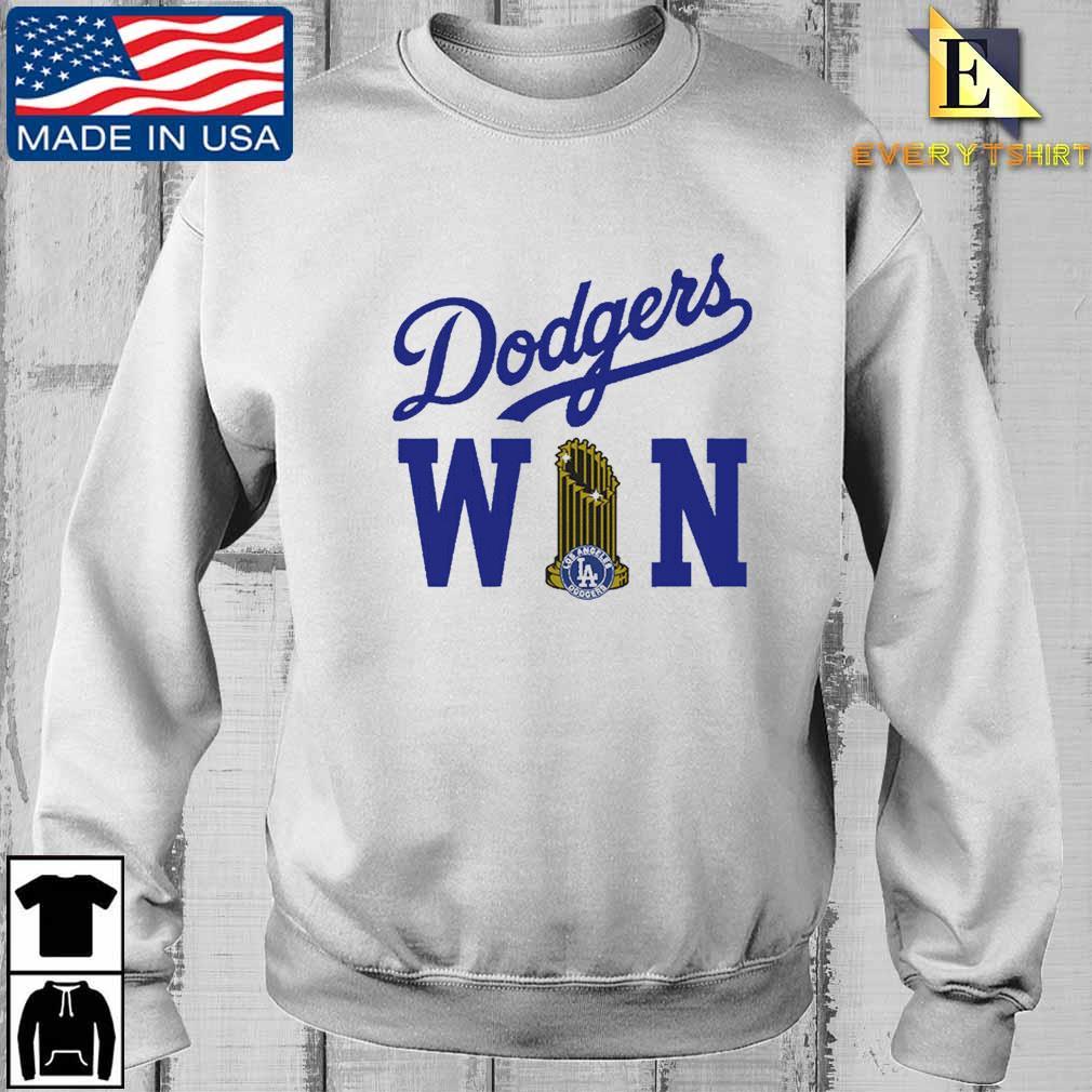 Los Angeles Dodgers Win 2020 Shirt