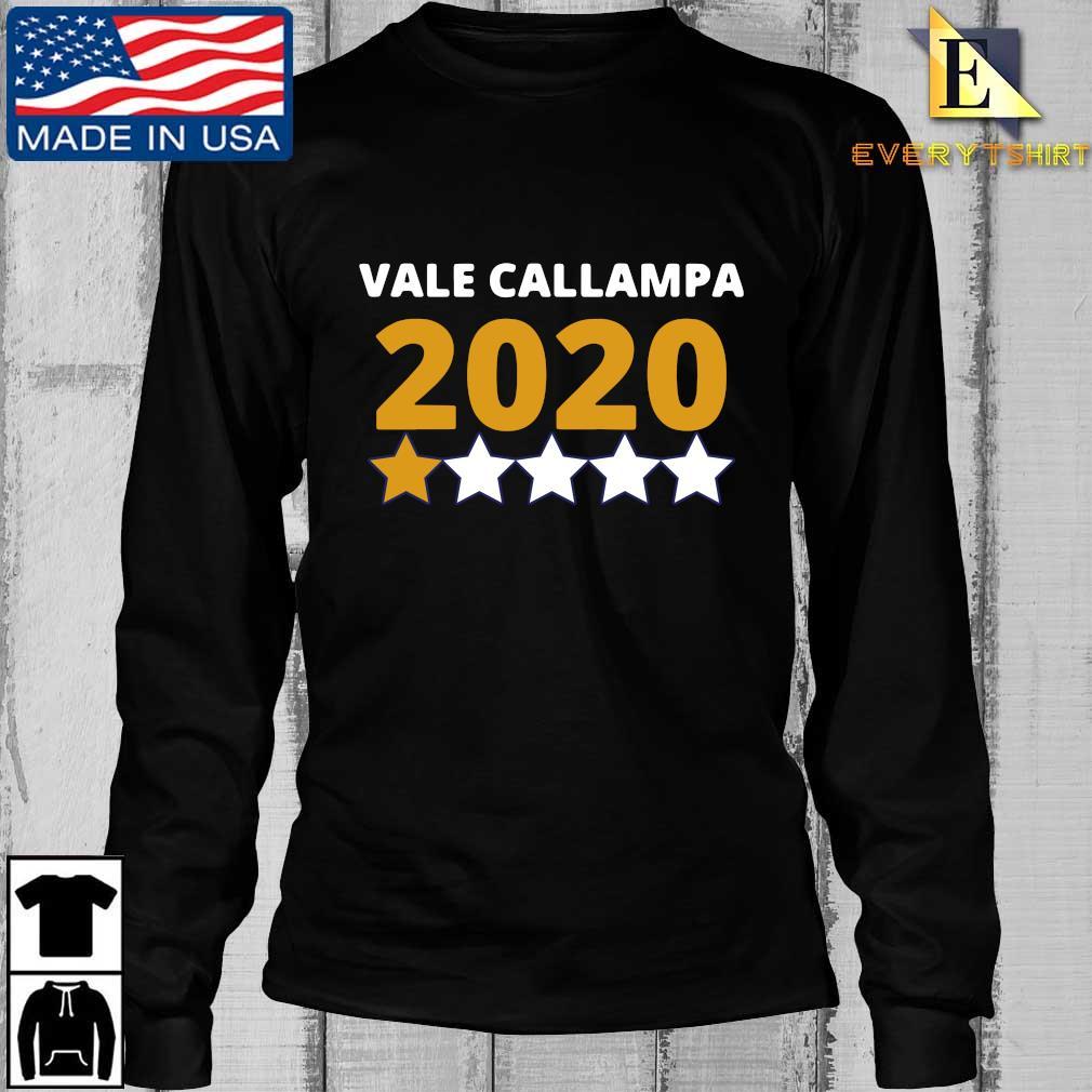 Vale callampa 2020 one star s Longsleeve Every den