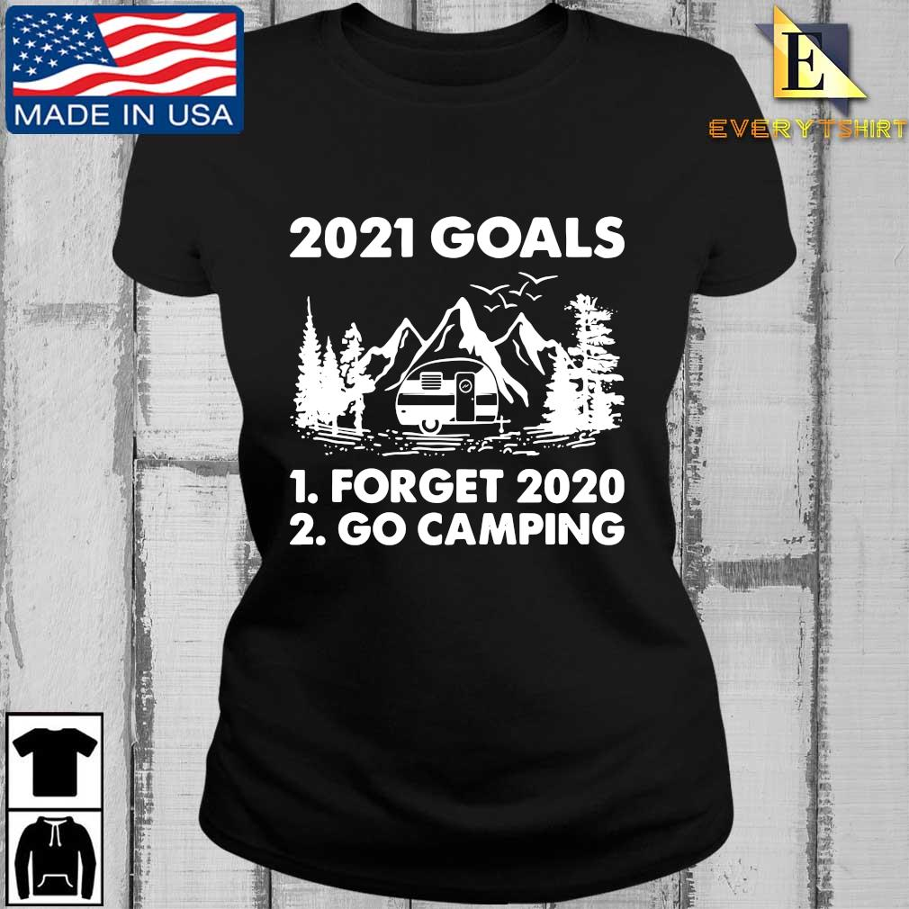 2021 goals forget 2020 go camping s Every ladies den