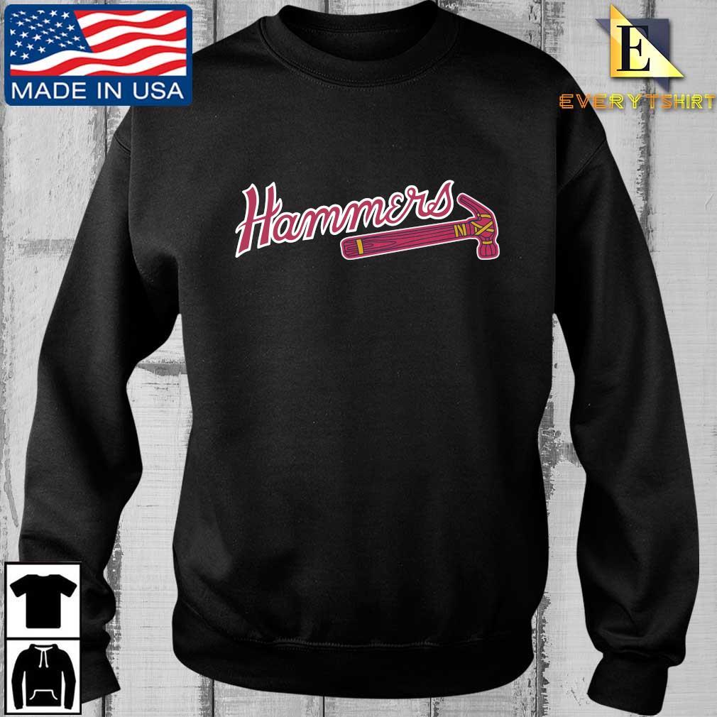 Atlanta Hammers shirt