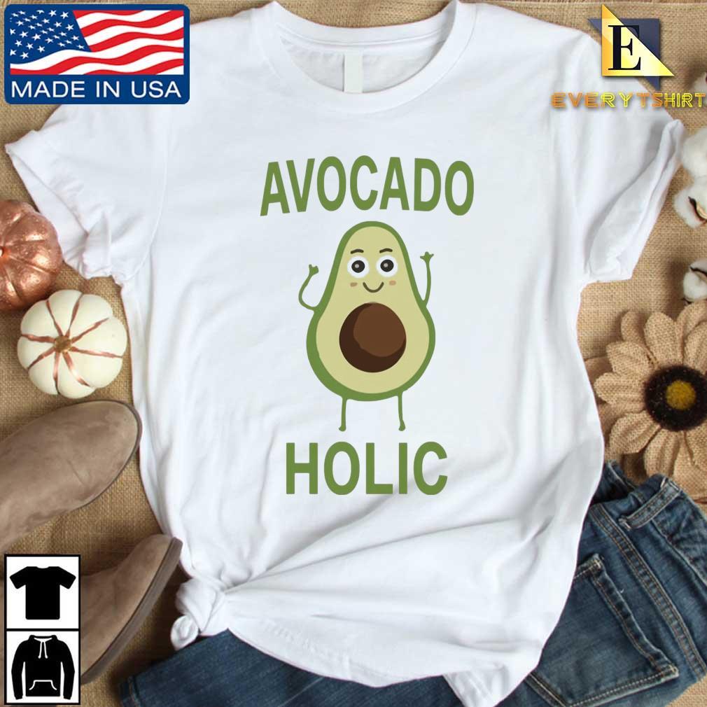 Avocado holic shirt