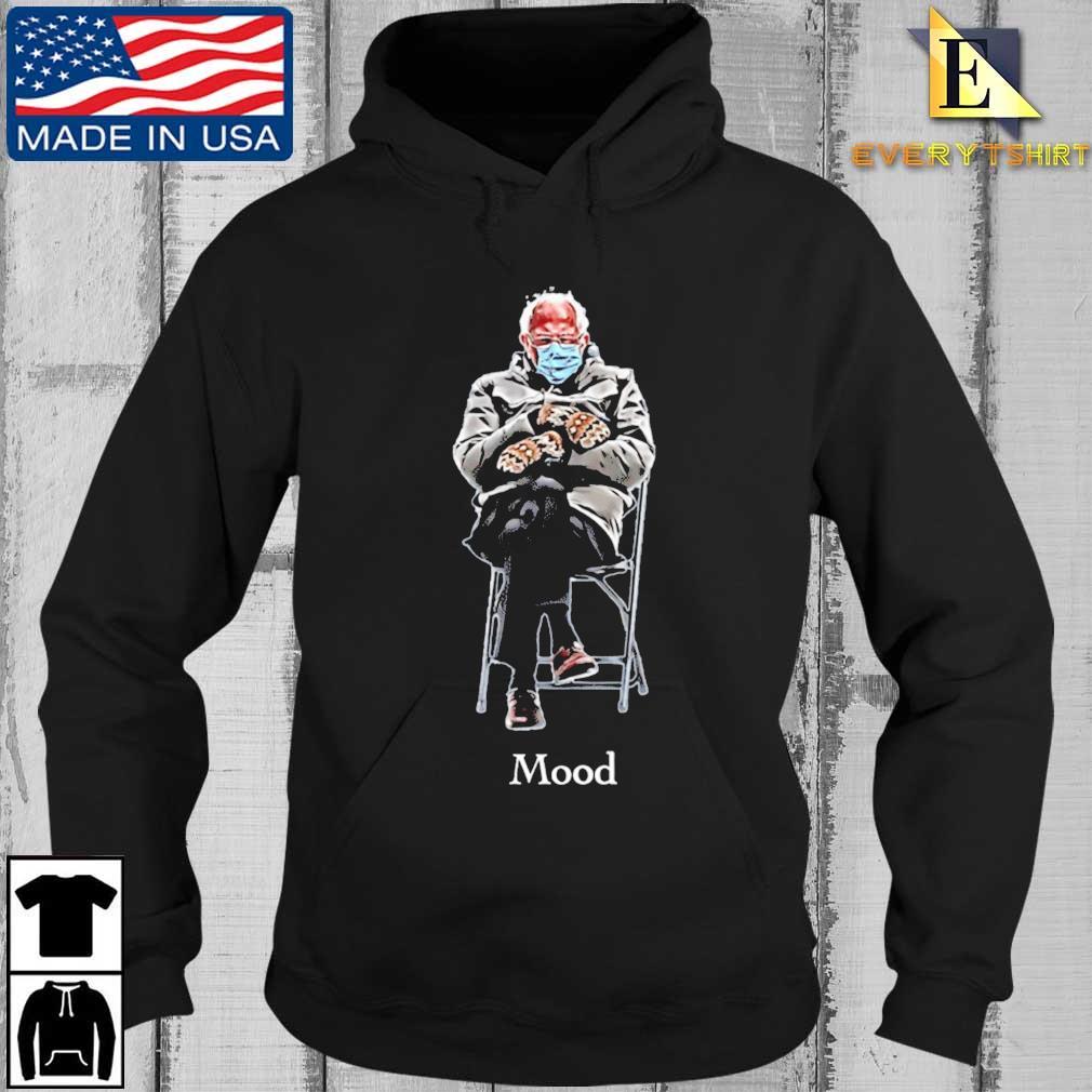 Bernie inauguration mittens meme #Mood2021 T-Shirt Every Hoodie den