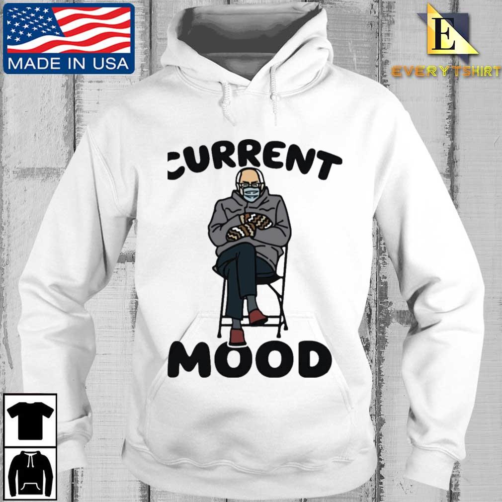 Bernie Sanders face mask current mood s Every hoodie trang