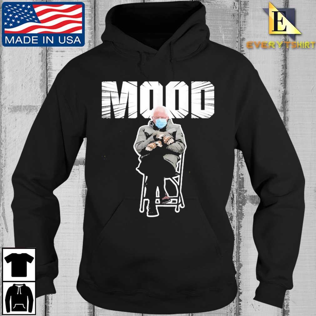 Bernie Sanders Gloves Mittens Bad Mood 2021 Shirt Every Hoodie den