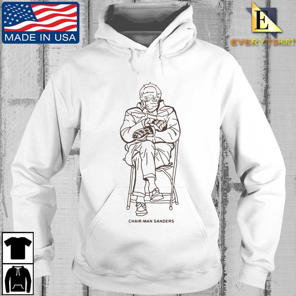 Bernie Sanders Mittens Chairman Sanders Shirt Every hoodie trang