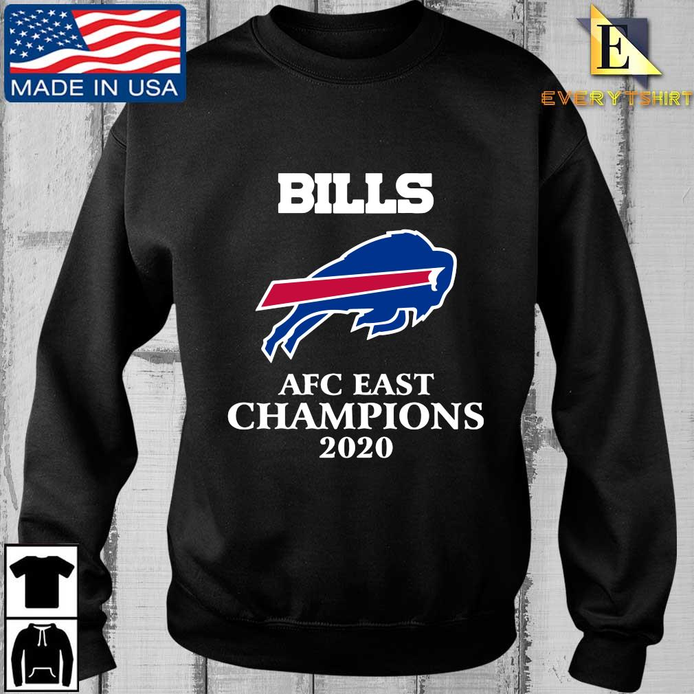 Buffalo Bills Afc East Champions 2020 Shirt Hoodie Sweatshirt And Long Sleeve