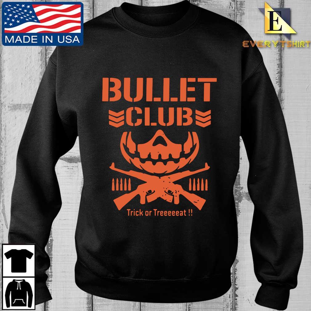 Bullet club trick or treat shirt
