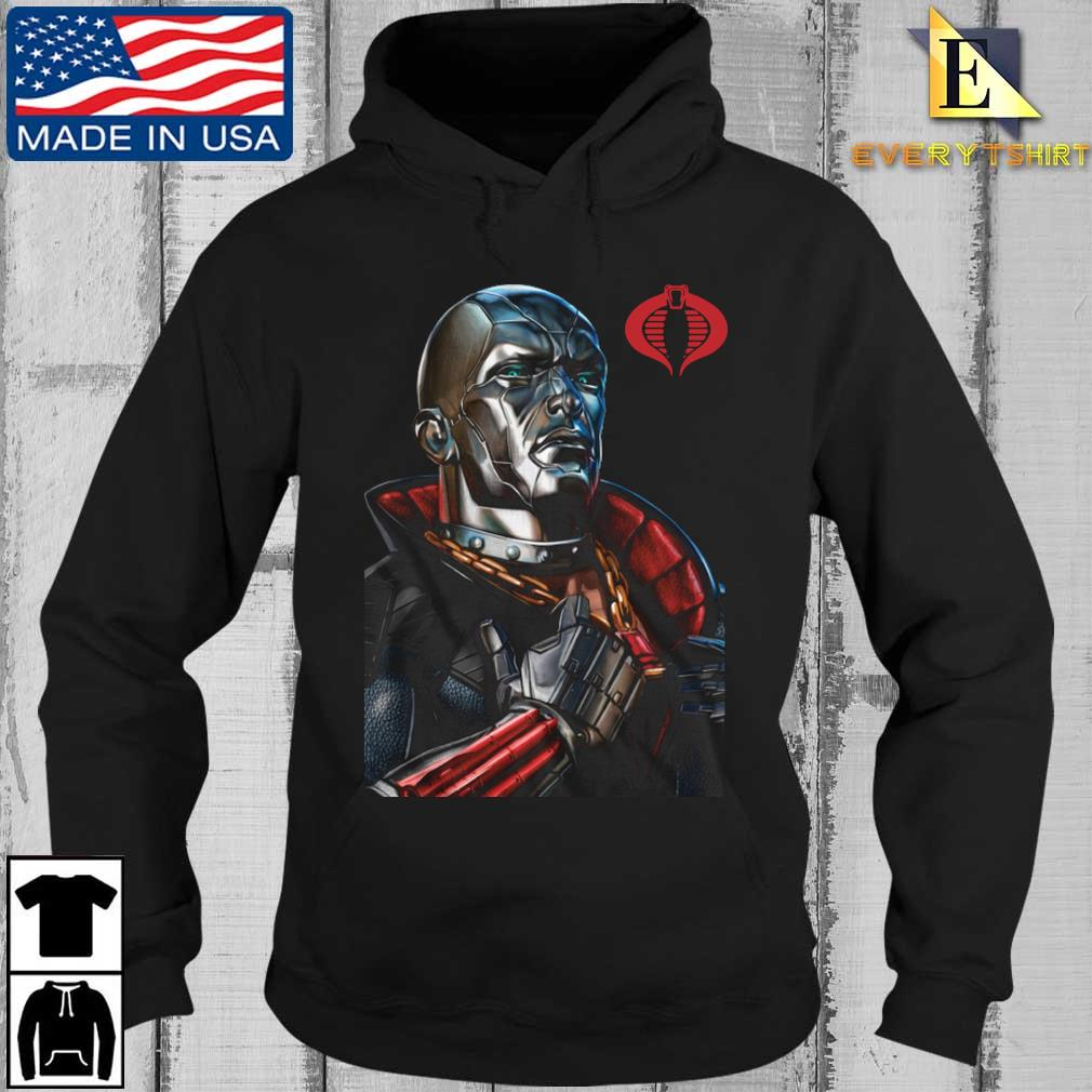 Destro Classic Pose GI Joe Shirt Every Hoodie den