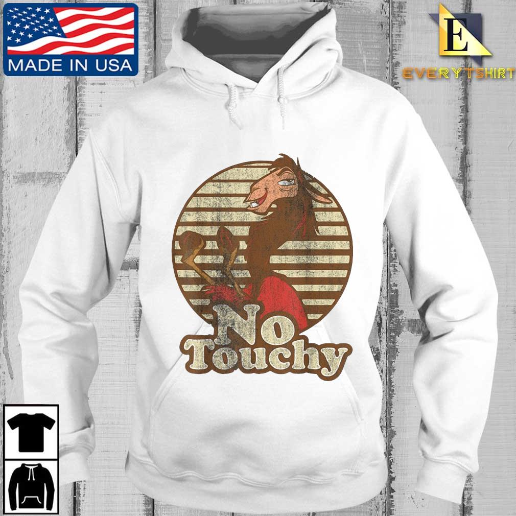 Disney Emperor's New Groove Kuzco Llama No Touchy 2020 Shirt Every hoodie trang