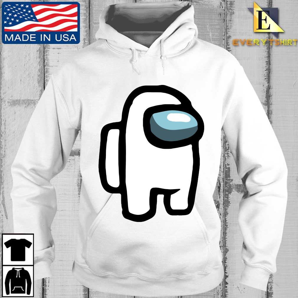 Imposter Among Game Us Sus 2020 Shirt Every hoodie trang