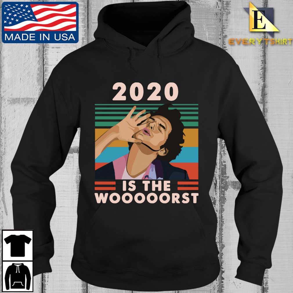 Jean Ralphio 2020 Is The Woooorst Vintage Shirt Every Hoodie den