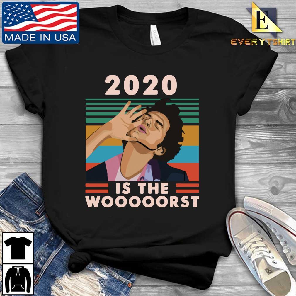 Jean Ralphio 2020 Is The Woooorst Vintage Shirt