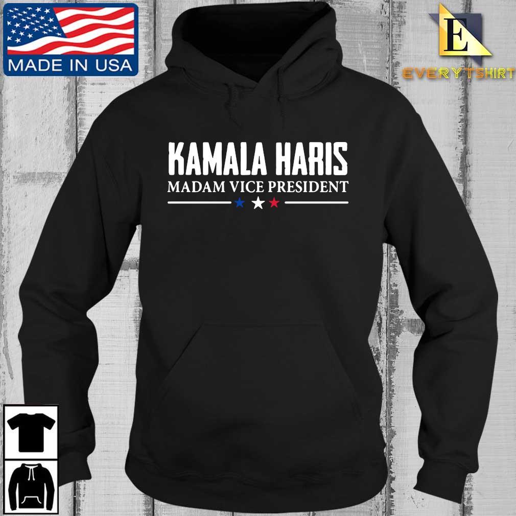 Kamala Harris Madam Vice President s Every Hoodie den