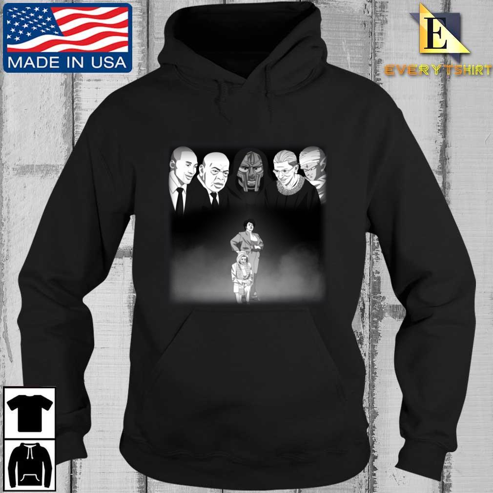 Mf Doom Kobe Rbg And John Lewis Looking Down Stacey Abrams Shirt Every Hoodie den