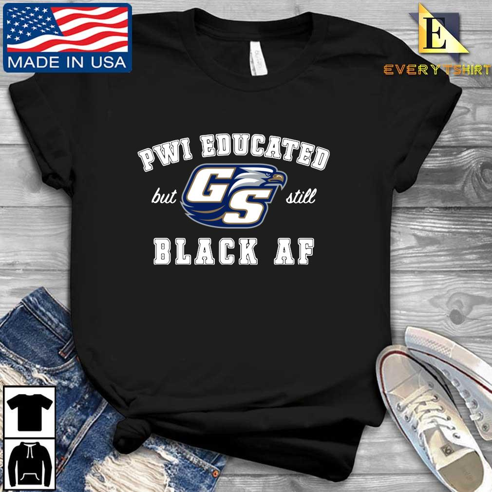 PWI educated but Georgia Southern Eagles still black af s Every shirt den dai dien