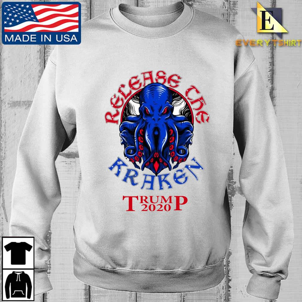 Release the Kraken Trump 2020 shirt