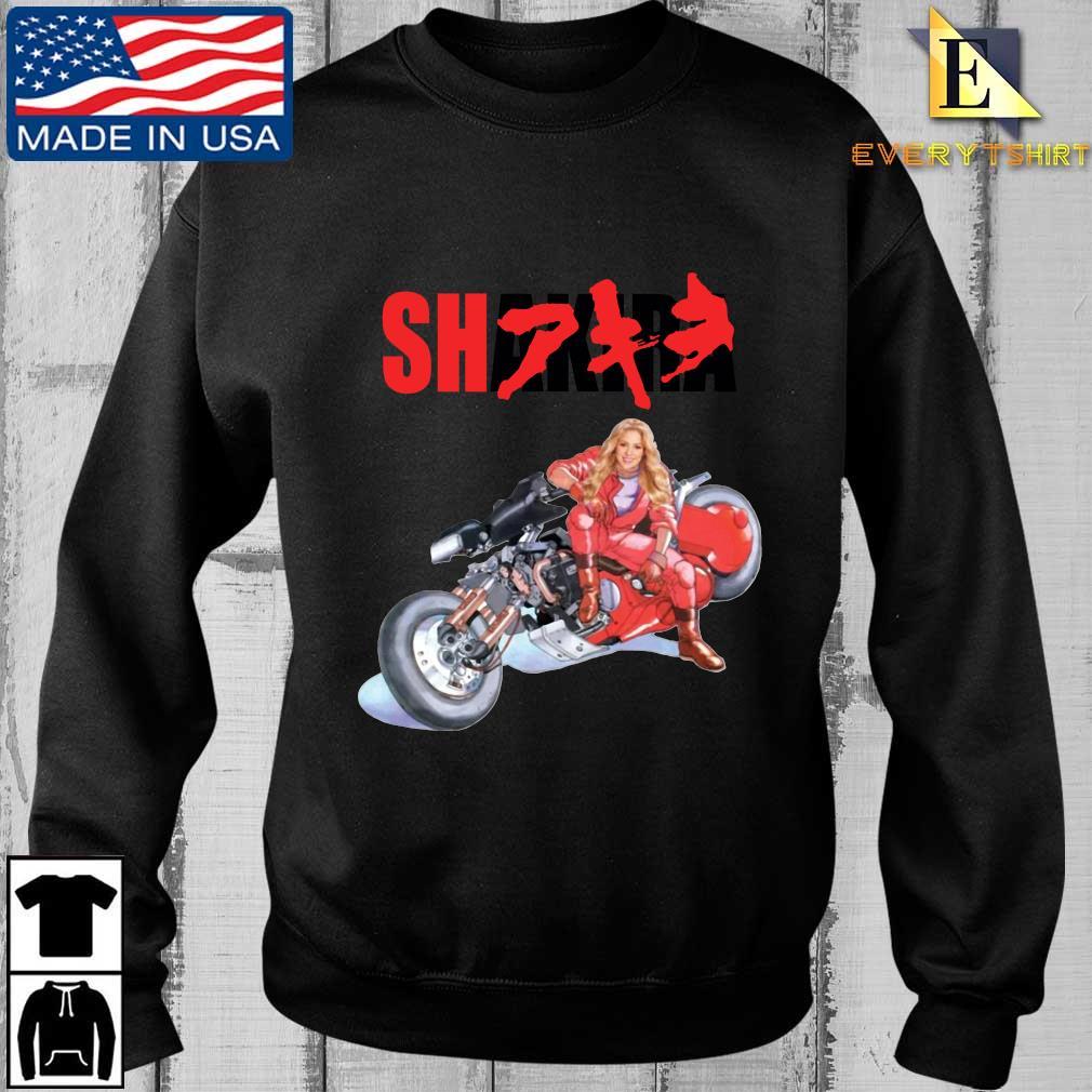 Shakira Akira tee shirt