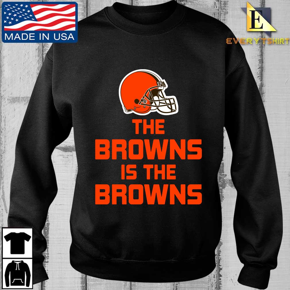 The Cleveland Browns is the Browns t-shirt