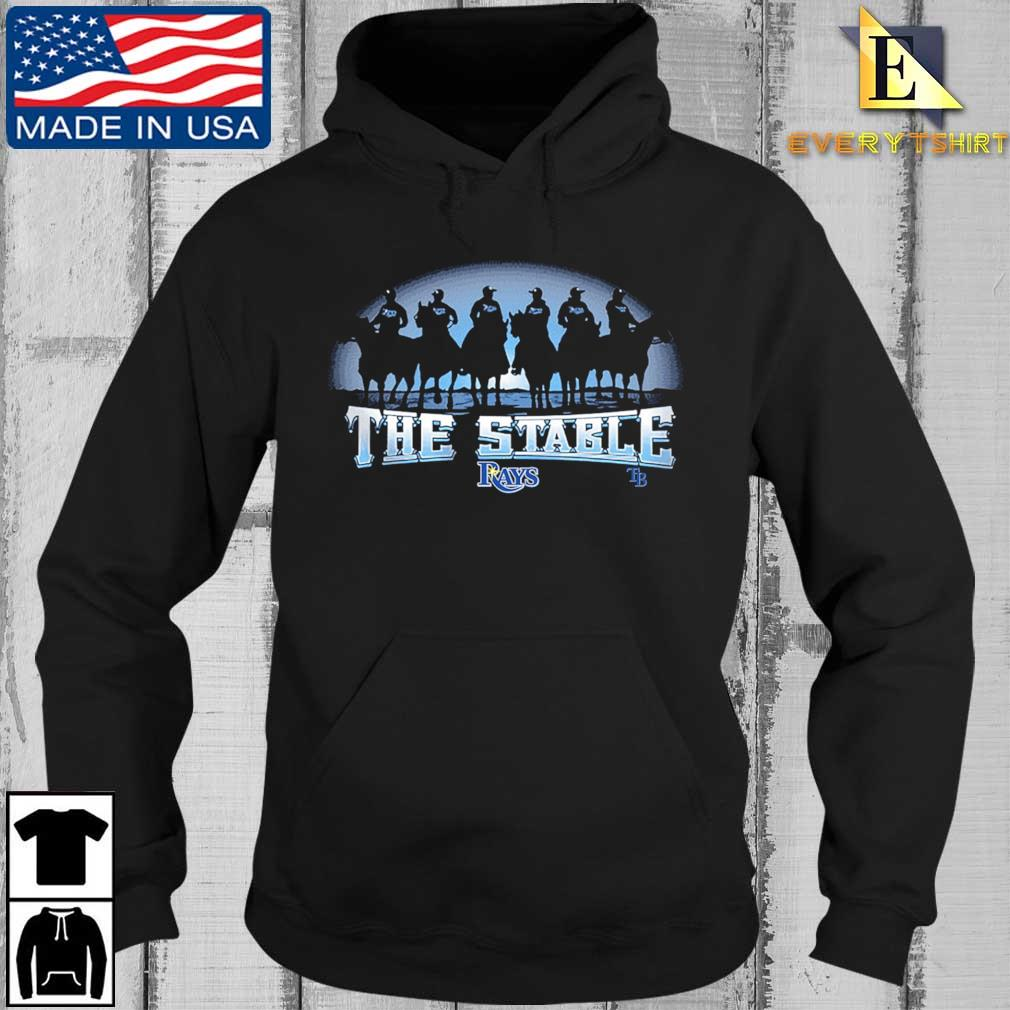 The Stable Tampa Bay Rays s Every Hoodie den