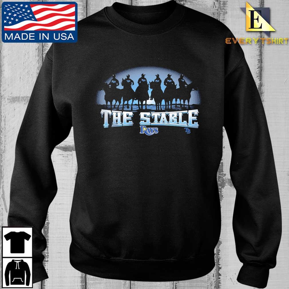 The Stable Tampa Bay Rays s Every sweater den