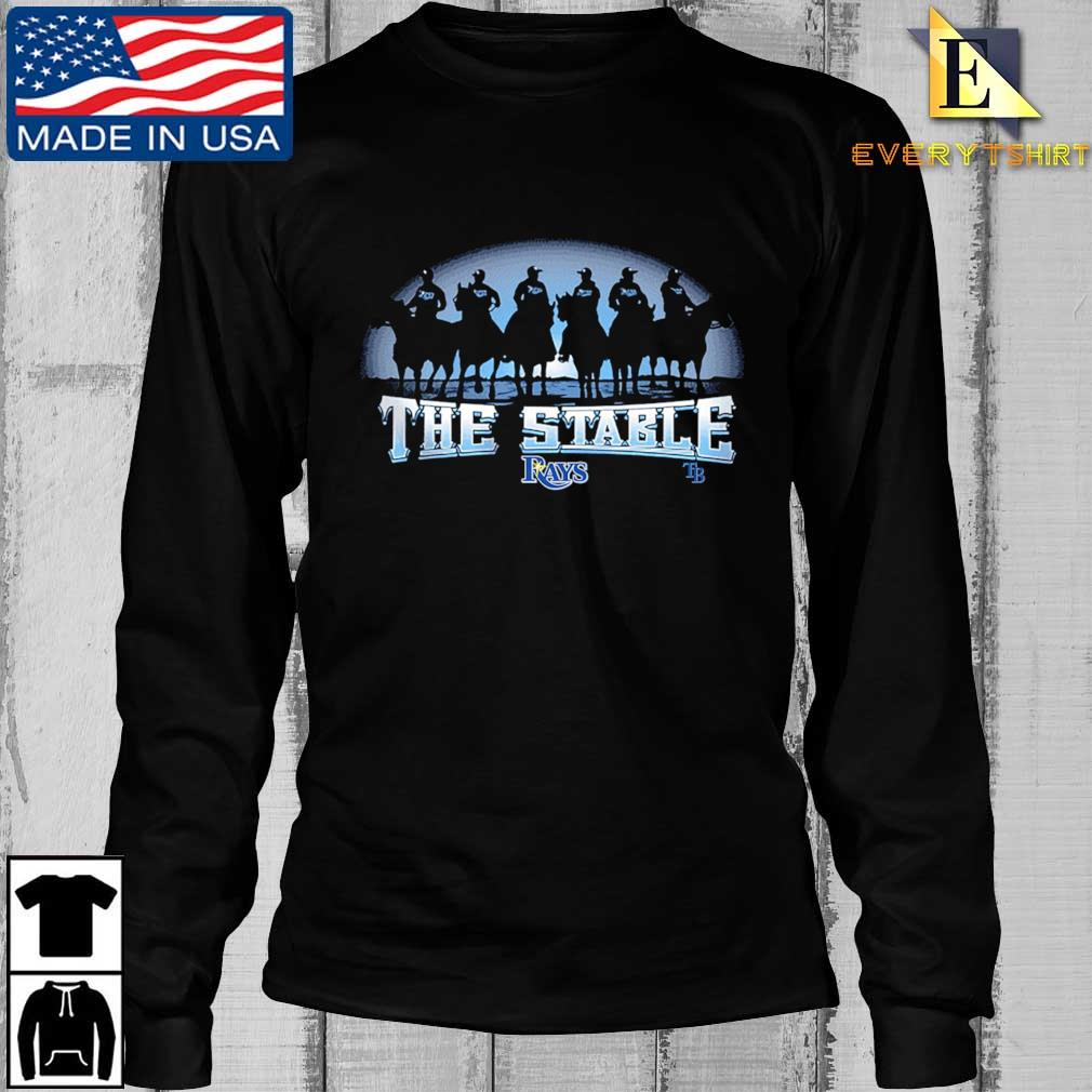 The Stable Tampa Bay Rays s Longsleeve Every den