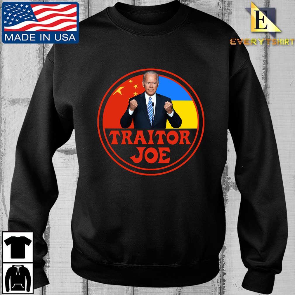 Traitor Joe Biden shirt